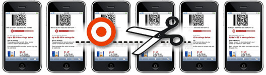 Target mobile coupon text codes