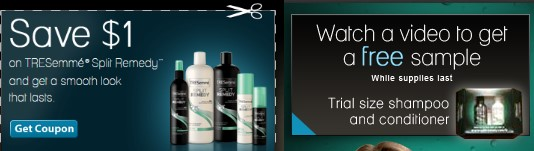 picture regarding Tresemme Printable Coupons known as tresemme Archives -