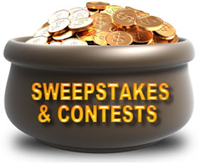 Winning contests and sweepstakes