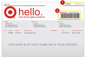 Target Refund Exchange Policy Know How Totallytarget Com