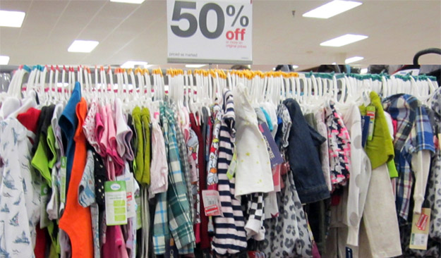 Stores that buy used baby clothes. Clothing stores