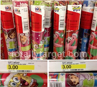 you - Walmart Christmas Wrapping Paper