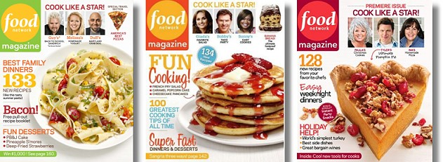 Food Network Magazine Coupon