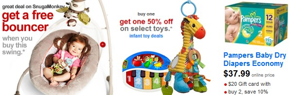 target-baby-sale