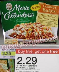 marie-callender-target-deal