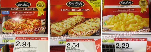 Stouffers coupons canada