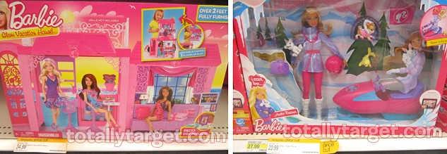 Target More Nice Deals On Barbie Dolls Toys