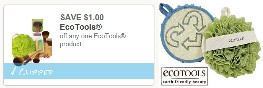 photo relating to Ecotools Printable Coupon identified as Refreshing $1/1 Any EcoTools Item Printable Coupon