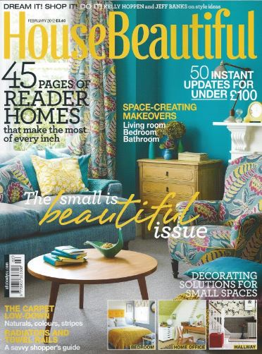 House Beautiful Magazine Subscription Per Year