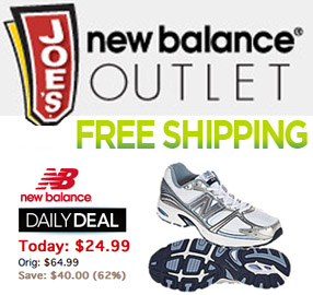 You can get 40% off sitewide (or more) plus free shipping at Joes New Balance spiritmovies.ml can also get 25% off final markdowns too! These deals exclude styles. Grab savings on some of .