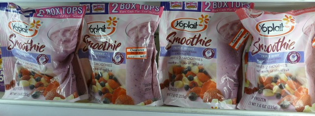 Yoplait-Smoothie