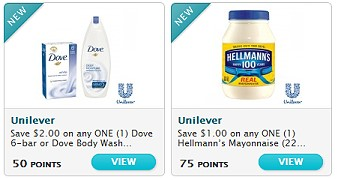 unilever-coupons