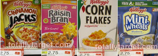 Kellogg-Cereals