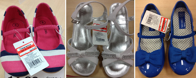 Women's Mossimo Ballet Flats, Merona Dresses and Champion Tanks