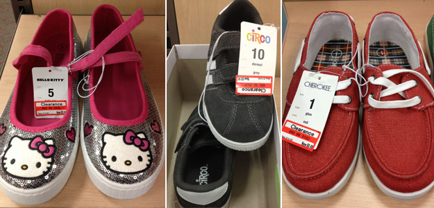 Target.com is offering 20% Off on all kids shoes including clearance items with the code TGTFWYD2 at checkout. And today if you go through ShopAtHome.com