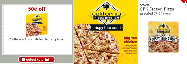 California pizza kitchen restaurant printable coupons / Coupon ...