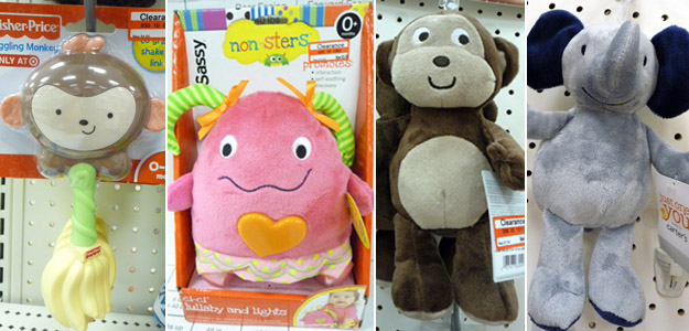 Target Baby Toys : The latest clearance finds this week at target