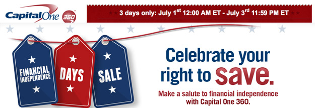 Earn up to $176 When You Open a Capital One 360 Checking and