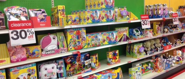 Target Toy Sale 2013 : Update on the end of july target toy clearance