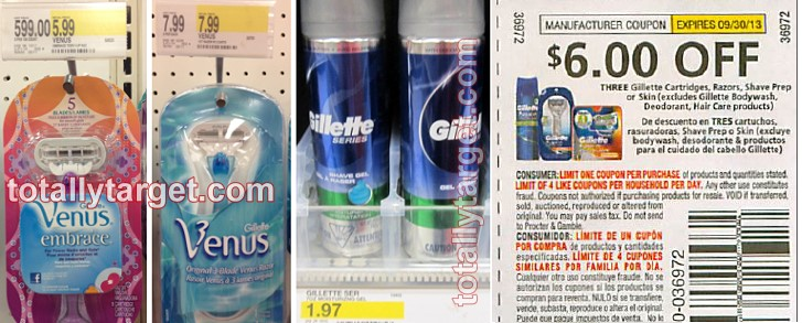 photo about Gillette Fusion Coupons Printable named GILLETTE SHAVE PREP