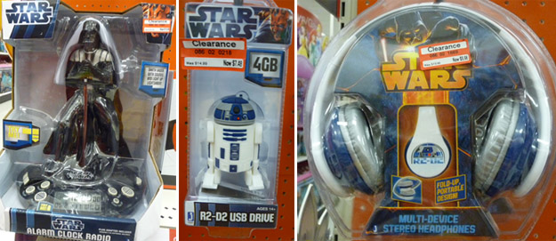 Drive and star wars portable headphones at 50 off as low as 7 48