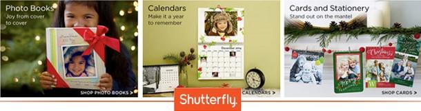 Shutterfly: 40% Off Sitewide Holiday Sneak Peek Sale
