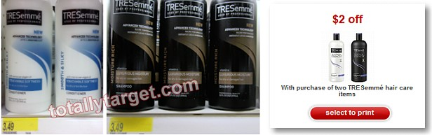free-tresemme