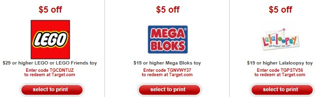 Target Toy Book 2013 : Target toy book coupons now available to print