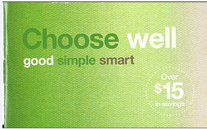 choose-well-target-coupon-booklet