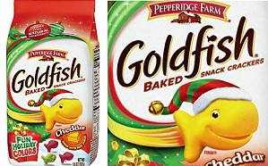 graphic about Goldfish Printable Coupons named Unusual Pepperidge Farm Goldfish Coupon toward Stack