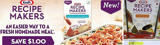 kraft-recipe-makers-target-deal