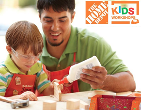HomeDepot-Workshops