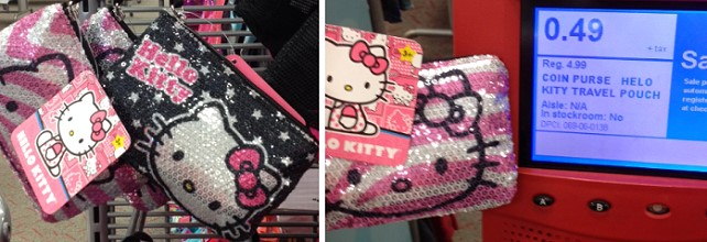 Hello Kitty Watches at Target on Hello Kitty at Target