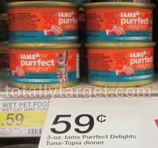 Iams Canned Cat Food Target