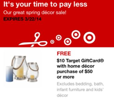 home decorators coupon code 2014 spend 50 on home decor get a free 10 gift card 12909