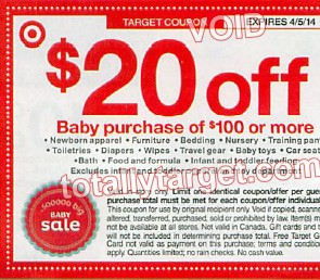 To get your discount, copy the Target promo code and paste it in the