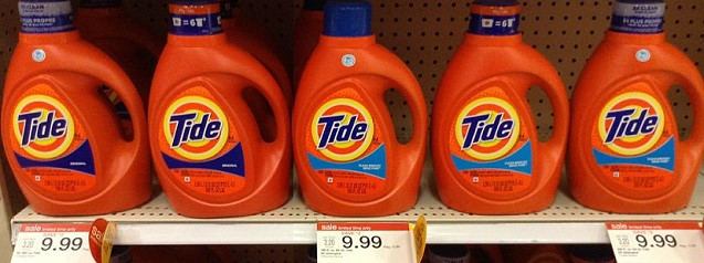 New Tide Coupons Plus 9 99 Sale Starts Today Totallytarget Com