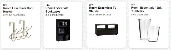 room-essentials-target-deals