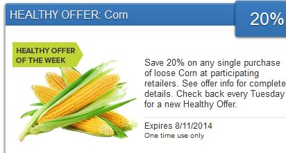 savingstar corn