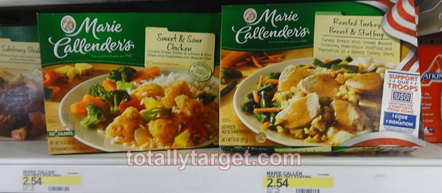 graphic regarding Marie Callender Coupons Printable identify Clean $1/2 Marie Callenders Food, Triple Stack Package