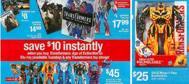 tarnsformers-deals