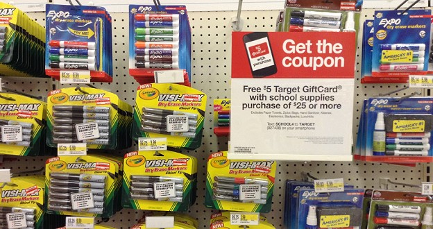 picture relating to School Supply Printable Coupons referred to as Emphasis: Again In direction of Higher education Clearance Currently Up Toward 70% Off