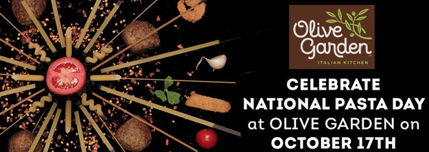 Olive Garden National Pasta Day Coupon Couponcu Page