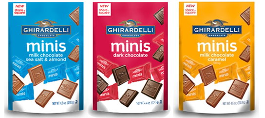 photo relating to Ghirardelli Printable Coupon known as $2/2 Ghirardelli Printable Coupon Reset, Stack Package deal