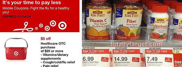 More Deal Ideas for the $5 Off OTC Purchase Coupon