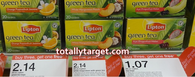 graphic about Lipton Tea Printable Coupons known as Fresh new $1/1 Lipton Tea Printable Coupon + B3G1 Absolutely free Aim Package deal