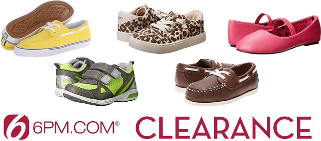 6pm.com Clearance Kids Shoes - Get Up