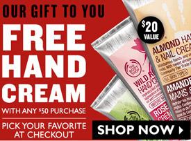 free-handcream