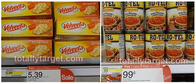 photo regarding Velveeta Printable Coupon named Substantial Worthy of $2 Off Velveeta Rotel Printable Coupon Even now