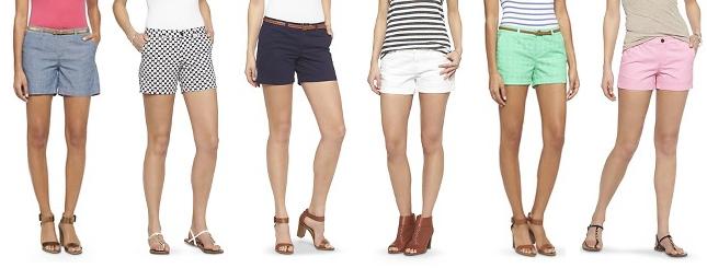 target-shorts